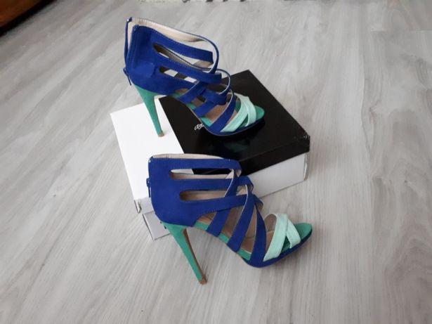 Sandale Blanco