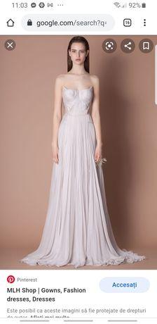 Vand rochie de mireasa Maria Lucia Hohan