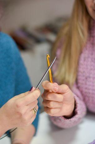 Курсы вязания для детей и взрослых