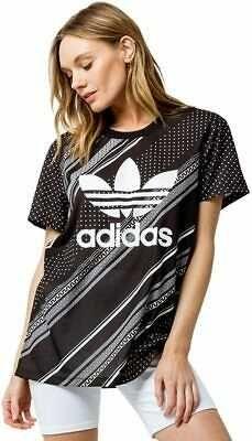 Адидас Adidas Originals Boyfriend Trefoil женска тениска размер L