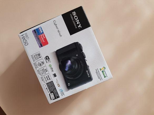 Sony Cyber-shot DSC-HX50 Цифров фотоапарат