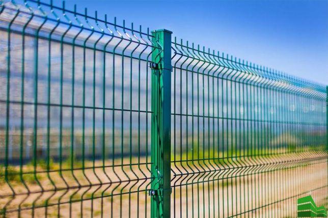 Забор 3Д, Забор 3D, Сетка 3D, Ограждение 3Д