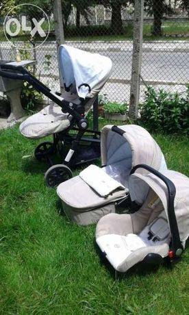 Бебешка количка KinderKraft