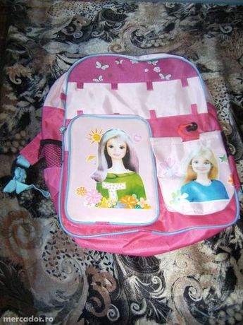 ghiozdan Barbie