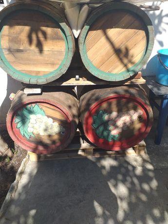Vand butoaie de vin sau tuica ! 130 lei / bucata ! Negociabil !