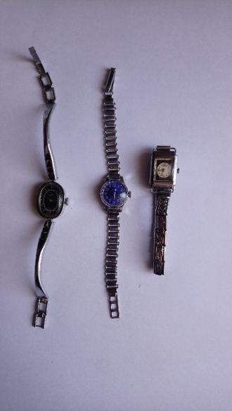 лот дамски часовници
