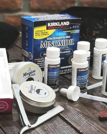Миноксидил средство для роста волос и бороды