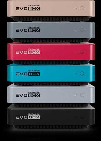 Продам профессиональную караоке  EVOLUTION EVOBOX PLUS 43 000 песен