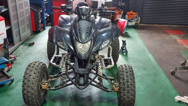 Quad Suzuki Dinli 450cm