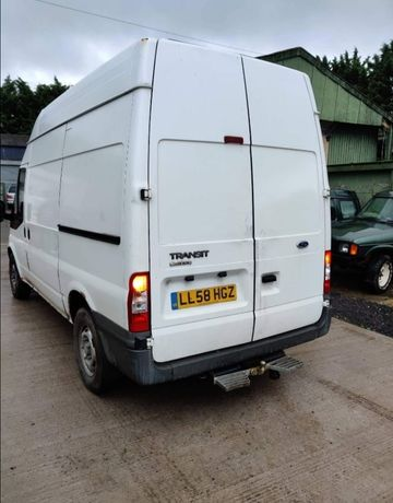 Ford transit форд транзит 2.4 115кс НА ЧАСТИ