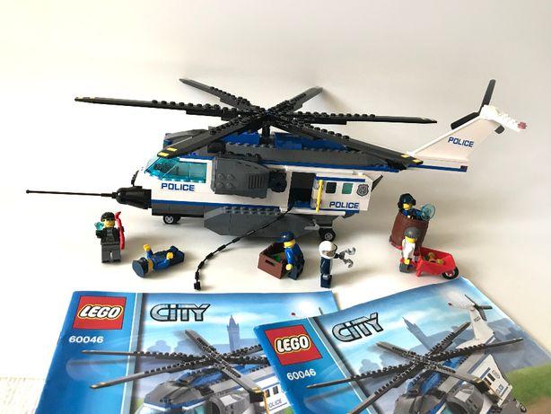 LEGO City 60046 - Elicopter de supraveghere