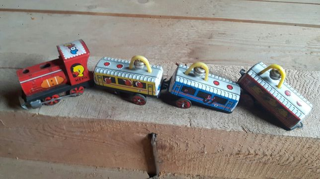 Trenulet/masinuta vechi