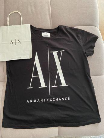 Футболка Armani exchange женская