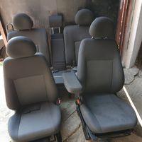 Scaune scaun fata cotiera banchete set Opel Meriva A dezmembrez