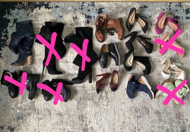Туфли, сапоги, ботинки, кросовки