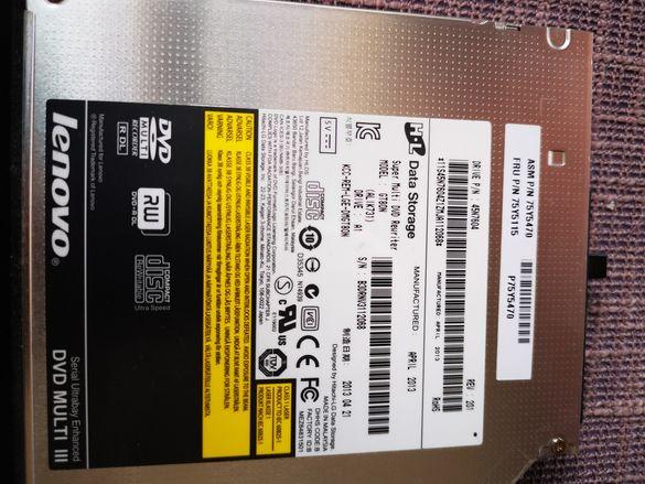 DVD Rom & записвачка Lenovo