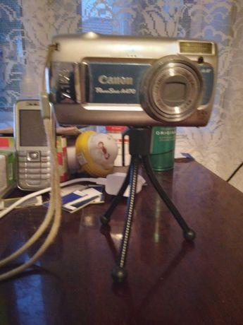 Camera fofo Canon