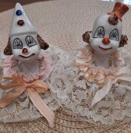 Порцеланови фигурки - клоун