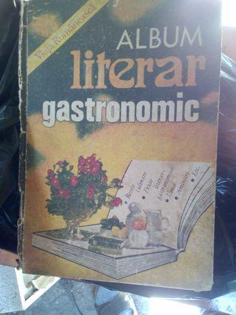 Album Literar Gastronomic
