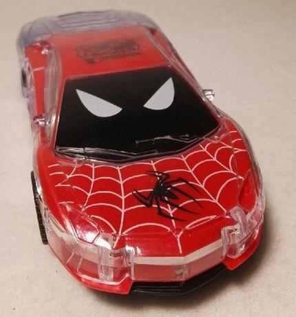 """""""Super-Hero Super-Car"""" cu lumini LED, sunete si muzica"""