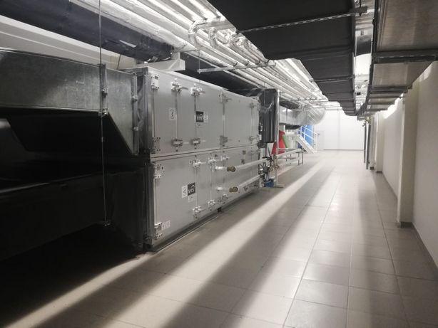 Приточные установки и климатические агрегаты в Талдыкоргане