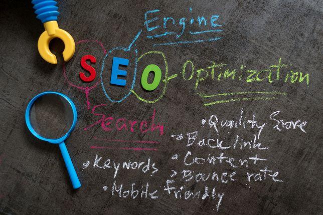 SEO - Optimizare web, creare site web, scriere texte , web design