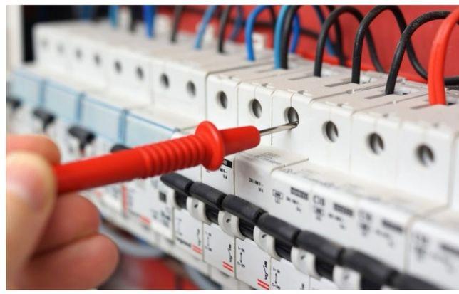 Electrician autorizat ofer servicii de calitate la preturi avantajoase