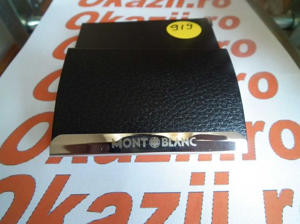 Montblanc Business Card