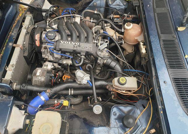 Motor 1.7 turbo Volvo B18FT