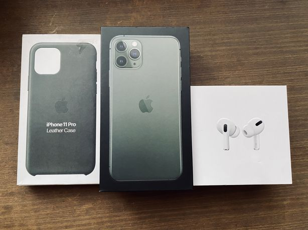 Iphone 11 pro 256gb + AirPods Pro