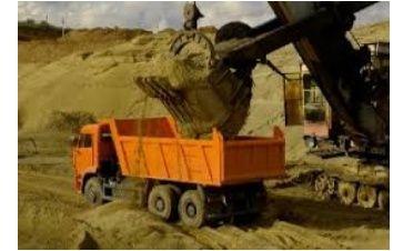 Пгс глина грунт щебень перегной черназем мелкий песок