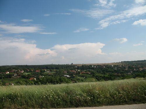 Продавам двор в село Радишево
