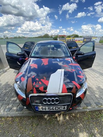 Audi A4 B7 2.0 TDI