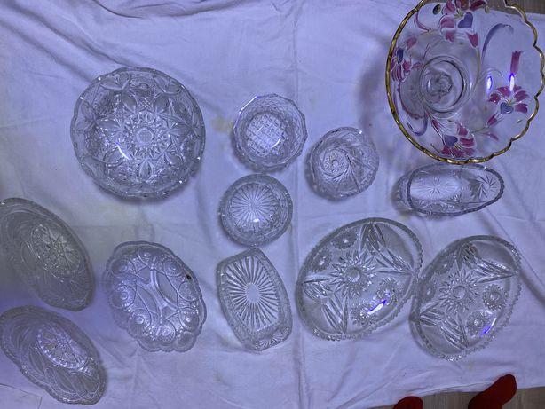 Посуда хрусталь