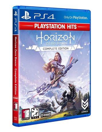Horizon Zero Daw Complete Edition pentru PS4, sigilat