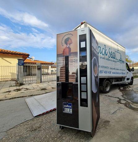 Вендинг автомат Канто - Кафе автомат за топли напитки !!! ПРОМОЦИЯ !!!