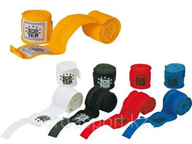 Боксерские бинт и капа
