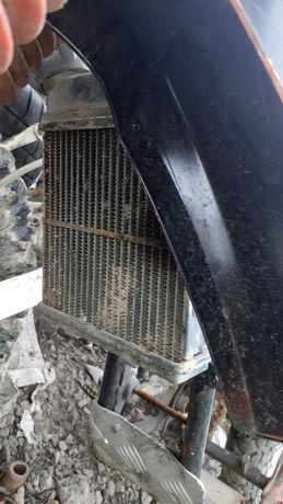 Vand radiator cross gilera 125.2t