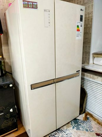 Холодильник LG. связи с переездом