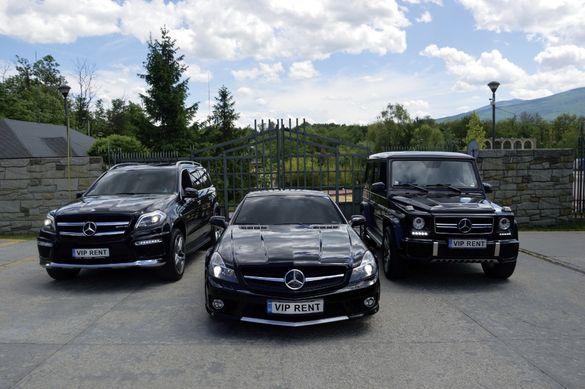 Луксозни коли и джипове VIP RENT A CAR