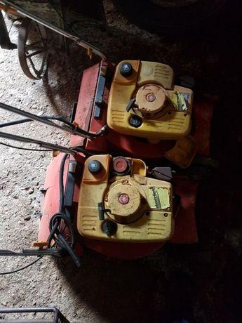 Cositoare pe benzina pornire pe baterie sau demaror