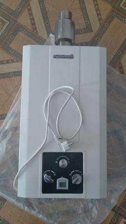 Газовый аристон воданагреватель