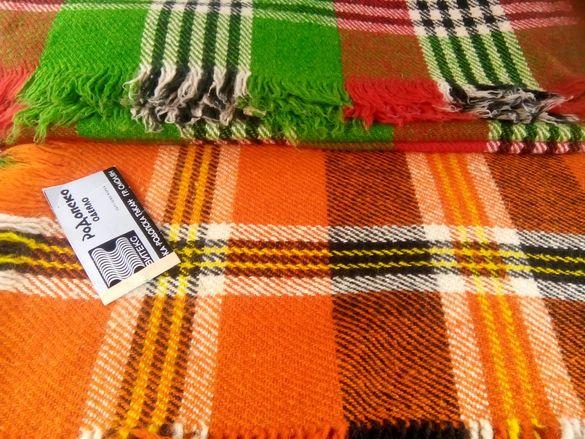 Комплект за хол и допълнително парче . Родопски одеяла .