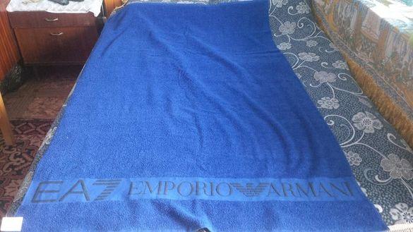 Плажни хавлий на Емпорио Армани