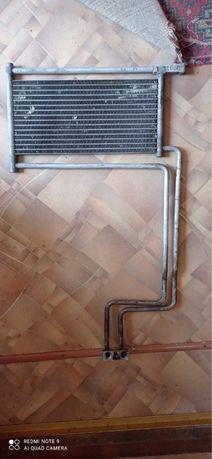 Радиатор АКПП и радиатор кондиционера на БМВ е39