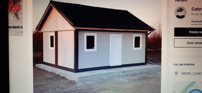 V6 container tip casă de locuit orice lungime 16x9