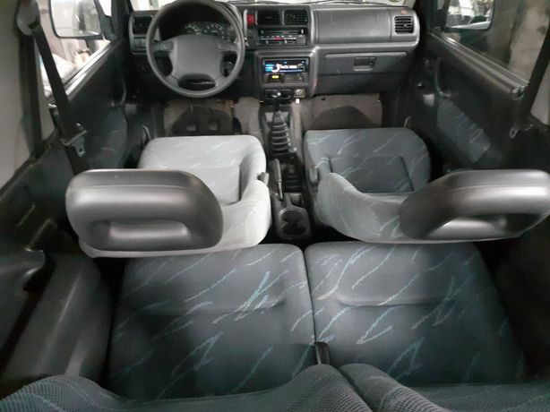 Kit conversie volan Suzuki Jimny/Dezmembrez