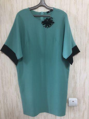 Очень красивое платье Gizia- Турция,хорошо скрывает животик,стильное,