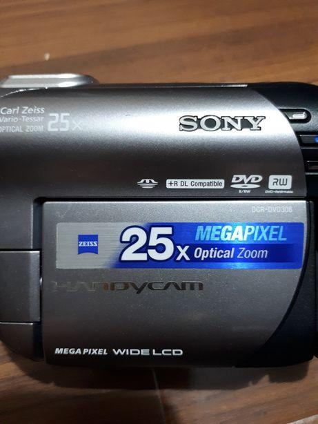 Camera sony cu dvd.