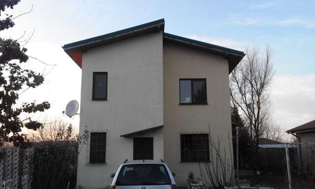 Schimb casa noua in Frumusani pentru casa cu curte /teren in Bucuresti